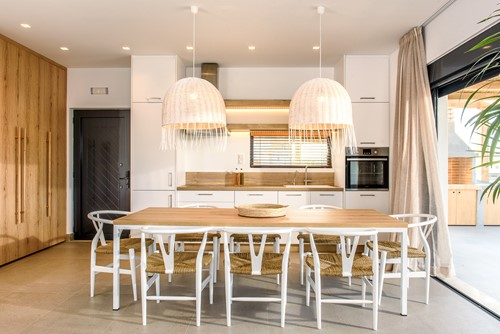Calma Villas Open Kitchen